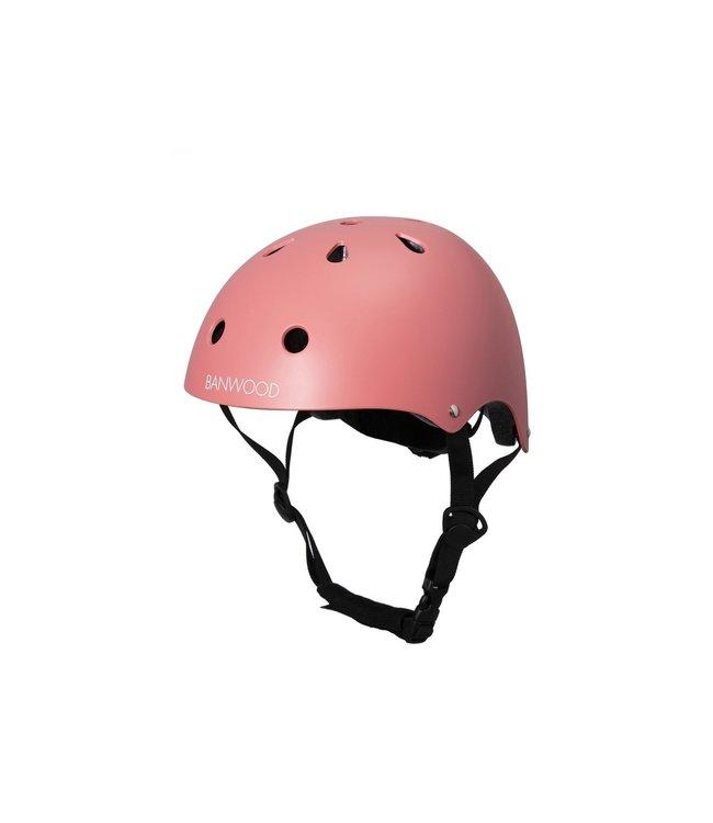 Banwood Classic helmet - matte coral