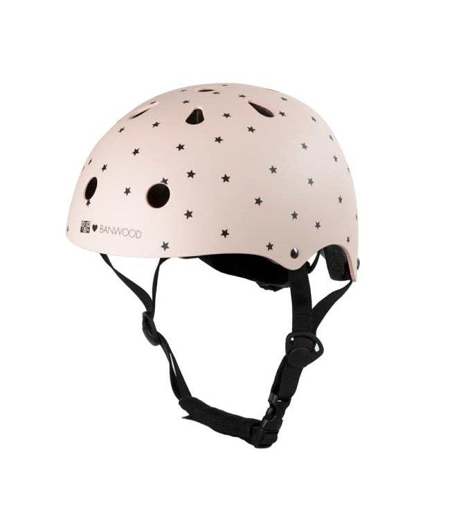Classic helmet - bonton - matte pink