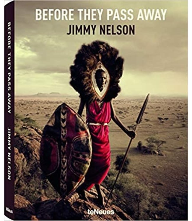 Before they pass away - compact edition - Jimmy Nelson