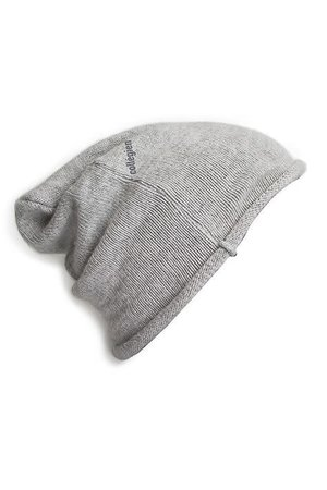 Collégien Beanie - gris clair