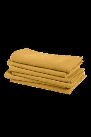 Linge Particulier Napkin linen - honey
