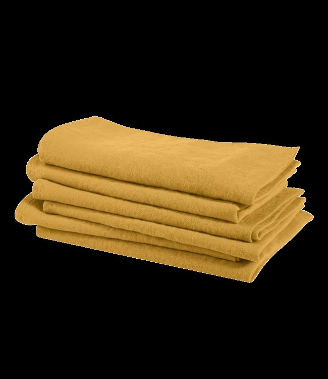 Servet linnen - honey