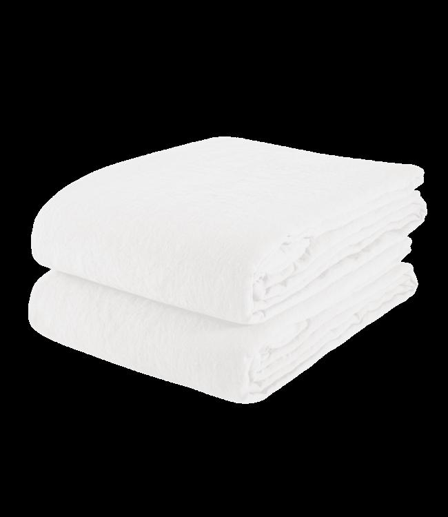 Linge Particulier Tafelkleed linnen - off white