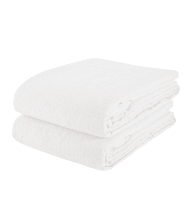 Tablecloth linen - off white