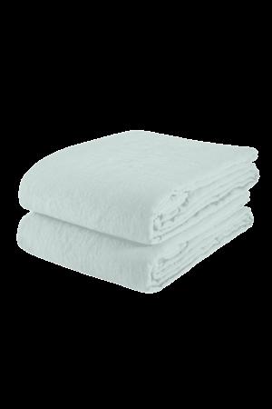 Linge Particulier Tablecloth linen - pale blue