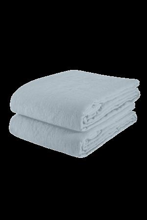Linge Particulier Tablecloth linen - scandinavian blue