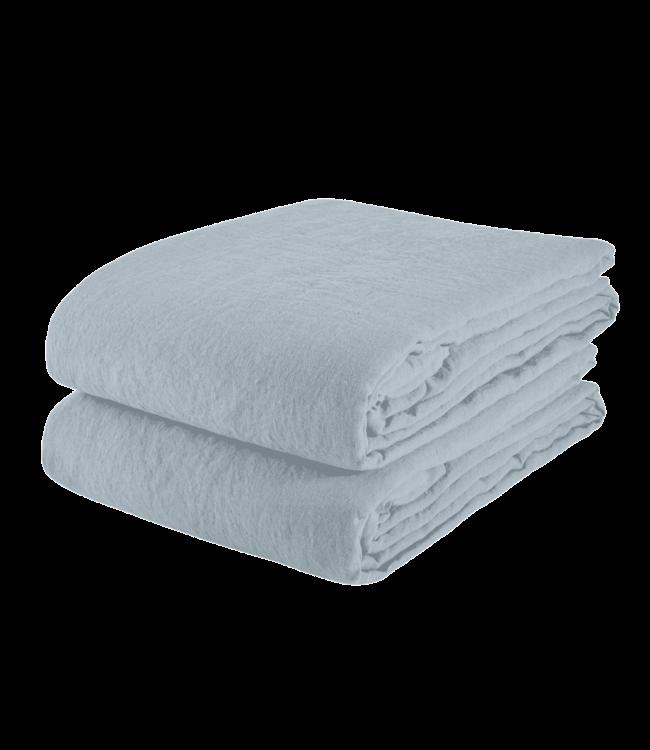 Tablecloth linen - scandinavian blue