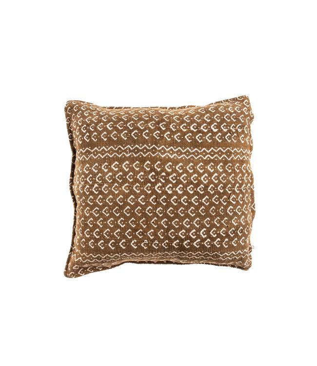 Mudcloth cushion #6