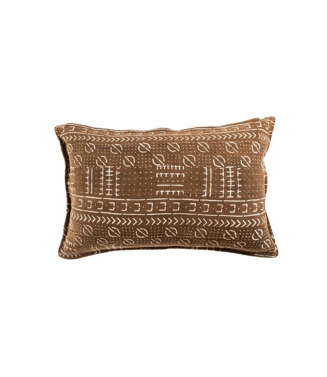 Mudcloth cushion #2