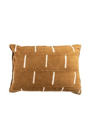 Mudcloth cushion #3