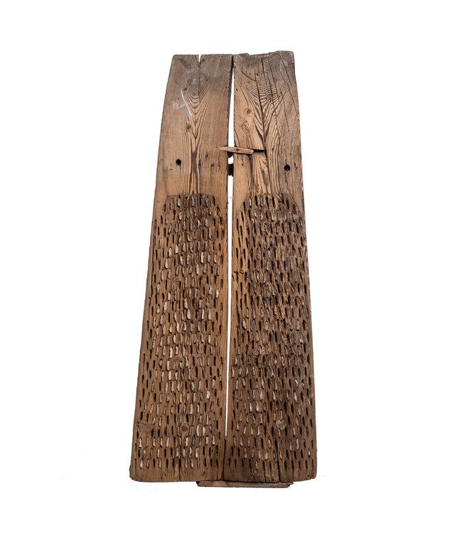 Wooden trilla #3 - Spain