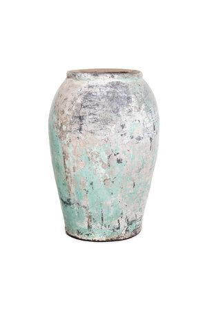 Old oil jar #10
