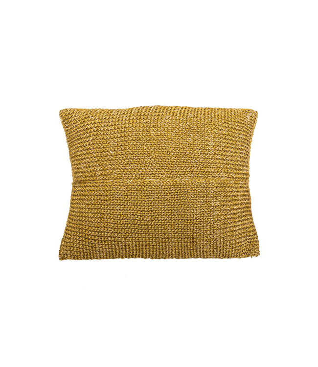 Cushion - mostaza claro
