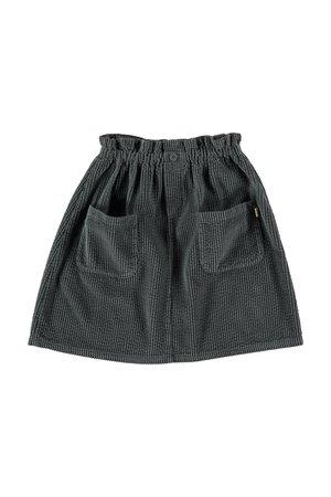 My little cozmo Skirt kids corduroy - steel