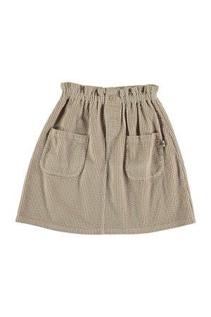 My little cozmo Skirt kids corduroy - beige
