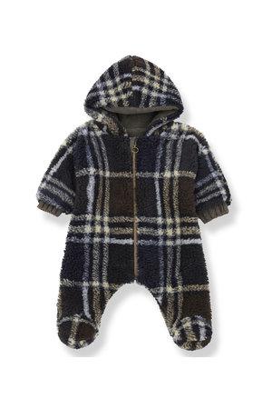 1+inthefamily Durro polar suit - blue notte
