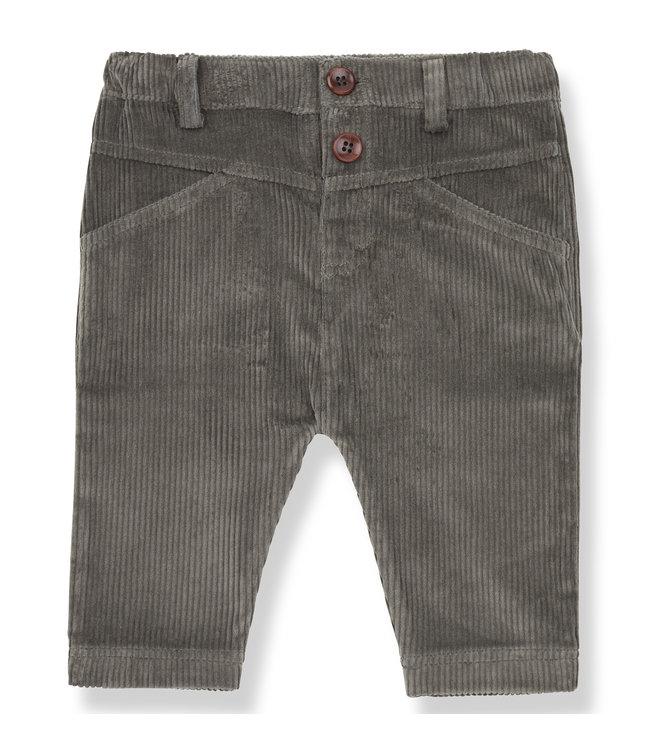 1+inthefamily Angles pants - terrau