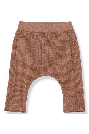 1+inthefamily Averau pants - toffee