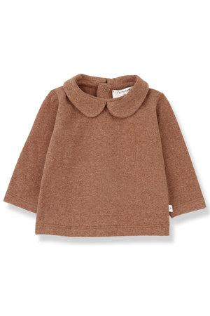 1+inthefamily Pineta blouse - toffee