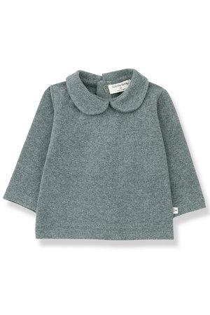 1+inthefamily Pineta blouse - pine