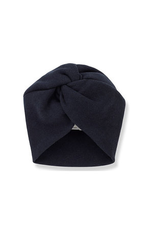 1+inthefamily Mola beanie - blue notte