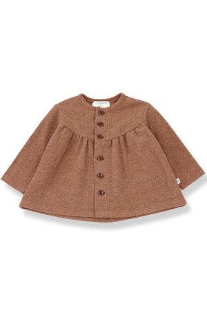 1+inthefamily Ordesa blouse - toffee