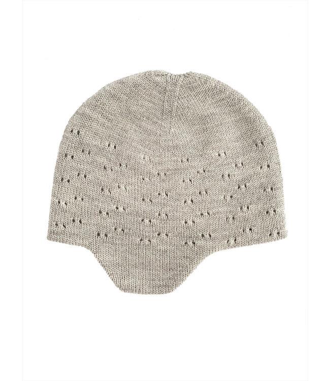 Hat dua - grey melange