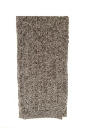 Hvid Sjaal Eduart ( 0-3y) - otter