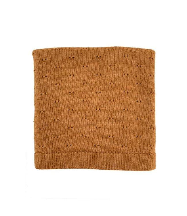 Blanket Bibi - rust