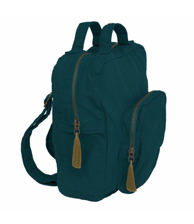 Backpack - teal blue