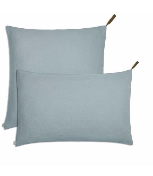 Pillow case - sweet blue