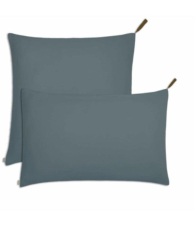 Numero 74 Pillow case - ice blue