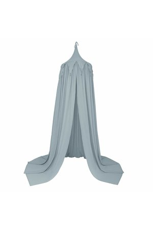 Numero 74 Circus bunting canopy - sweet blue