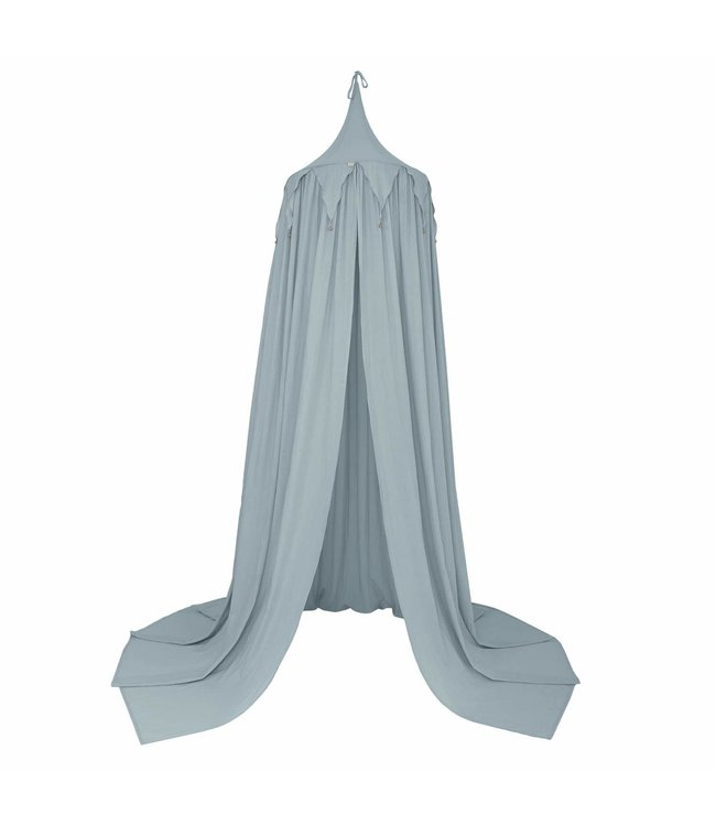 Circus bunting canopy - sweet blue