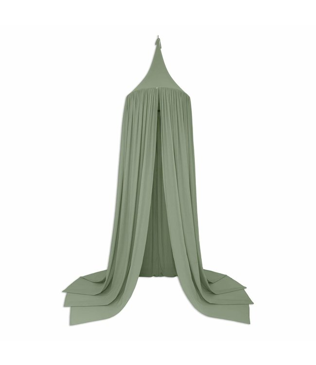 Bedhemel - sage green