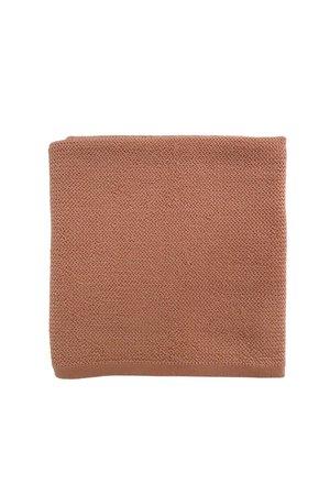 Hvid Blanket Coco - brick