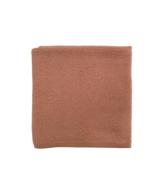 Blanket Coco - brick