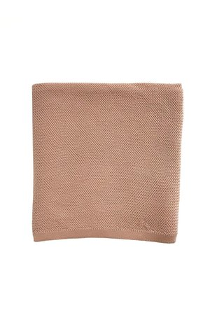 Hvid Blanket Coco - blush