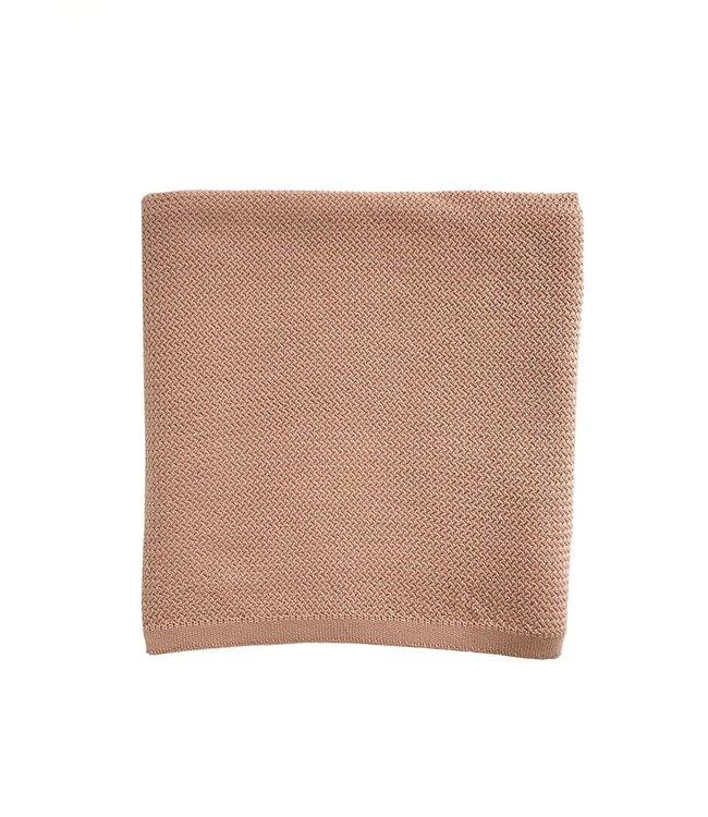 Blanket Coco - blush