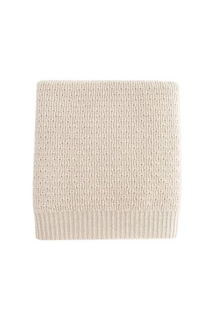 Hvid Blanket Dora - off-white