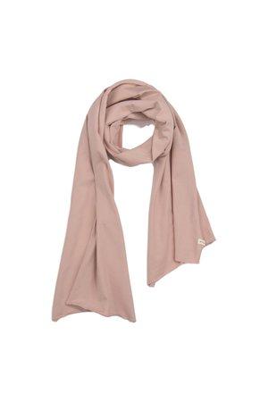 Phil & Phae Basic scarf - vintage blush