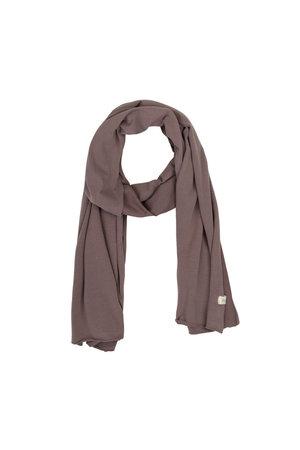 Phil & Phae Basic scarf - heather