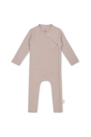 Konges Sløjd Minnie onesie - rose grey