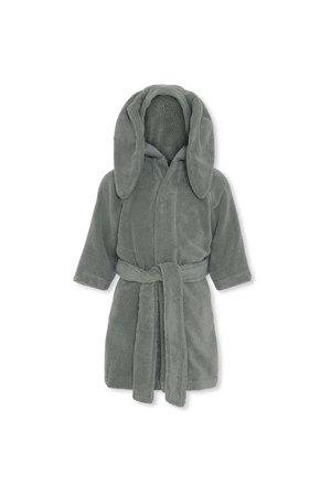Konges Sløjd Terry bathrobe - storm grey