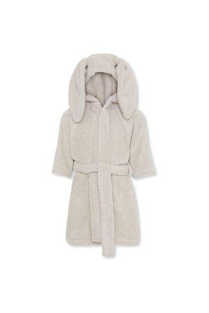 Konges Sløjd Terry bathrobe - nature