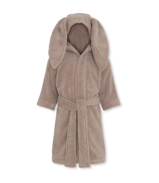 Konges Sløjd Terry bathrobe - bark