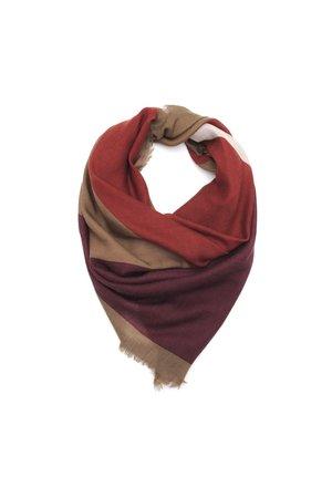 MoisMont Sjaal design 448 - rust