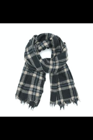 MoisMont Sjaal design 475 - grey