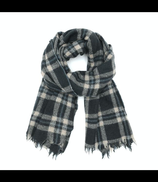 Sjaal design 475 - grey