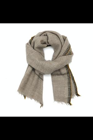 MoisMont Sjaal design 473 - natural